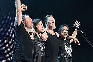 Metallica konseri için geri sayım başladı.17590