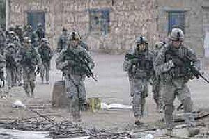 Irak'ta bir Amerikan askeri daha öldü.16857