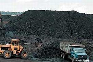 Taş kömürü üretiminde artış.15700