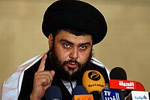 Sadr Maliki yönetimini savaşla tehdit etti.12580