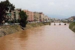 Suriye kapakları kapatınca Asi nehri kurudu.47997