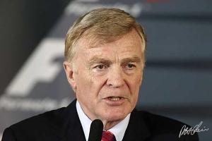 FIA Başkanı, başkanlığı bırakacak  .35583