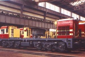 TÜLOMSAŞ ürettiği 74 vagonu teslim etti.65403