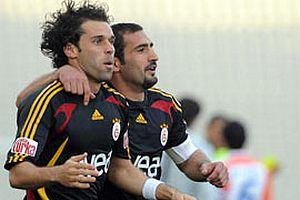 Galatasaray, �stanbul B.B'yi deplasmanda 3-0'la ge�ti.14102