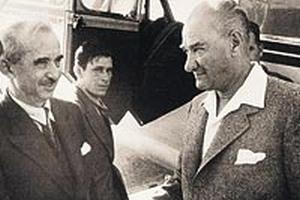 Ankara'ya gelişinin 89. yıl dönümü.45854