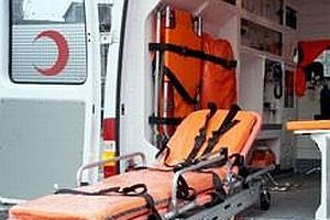 Trafik kazasında hamile kadın öldü.17062