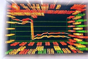 Borsa 237 puan değer kaybetti.25172