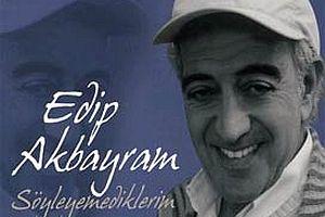 Edip Akbayram yeni albüm çıkardı.13546