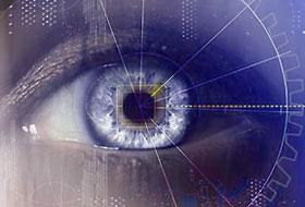 Dünyanın ilk gerçek biyonik gözü.14456