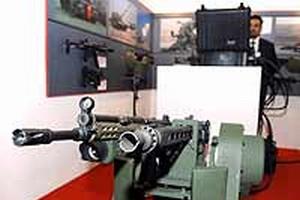 MKEK Türk ordusu için robot silah silah üretti.42112