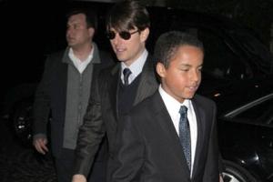 Tom Cruise'un oğlu da oyuncu oldu.36699