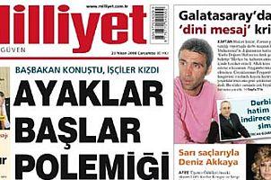 Hakan'�n derbi mesaj� Ercan G�ven'i �ok rahats�z etti.23070