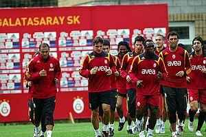 Galatasaray'da son durum.23318