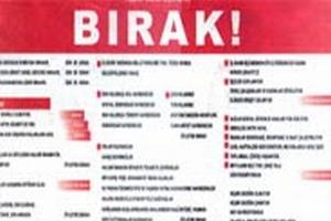 Deniz Baykal'a gazete ilanı ile istifa çağrısı yapıldı.42491