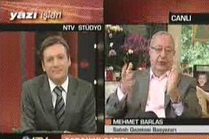 Barlas NTV'yi magazin sitesine benzetti.14649