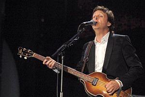 Sir Paul McCartney bedava konser verecek.11361