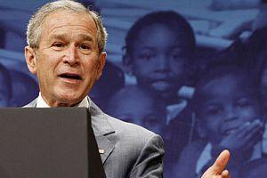 Beyaz Saray sözcüsünden Bush'a ağır suçlama.10851