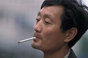 Çin'de sigara yasağı için 100 bin kişi görevli.8907