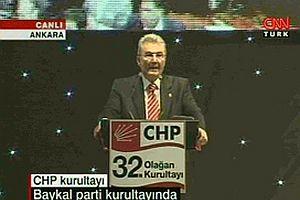 CHP Kurultayı, 2. gün çalışmalarına başladı.13372