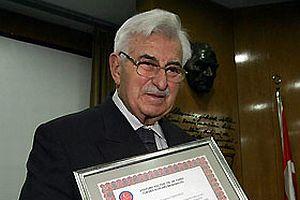 Nurettin Özdemir'e saygı toplantısı.13373