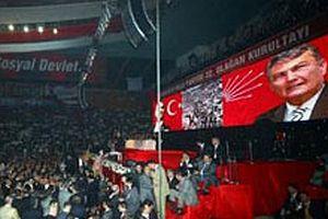 CHP PM'de oylama sona erdi.15520