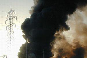 Musul'da patlama: 6 �l� 44 yaral�.8972