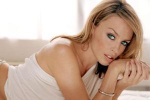 Kylie Minogue'yu Tarkan'ın koruması koruyacak.8492