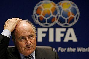 Blatter: Sıra İspanya'da.11569
