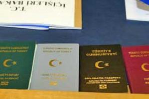 Emniyete gitmeden pasaport almak.8954