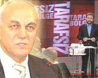 CHP İl Başkanı Ali Kavak suçu reklamlara attı.9633