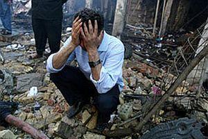 Irak'ta savaşın 6. yıldönümü.21216