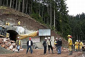 Artvin'de maden aramaya sona erecek.24223