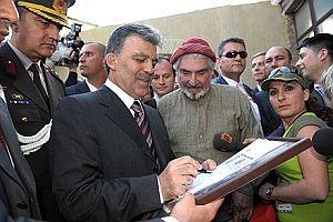 Elveda Rumeli setinin konuğu Cumhurbaşkanı Gül.20163
