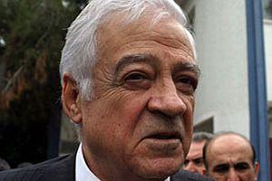 AKP'li Dengir Fırat sendikaların 1 Mayıs planını açıkladı.12161