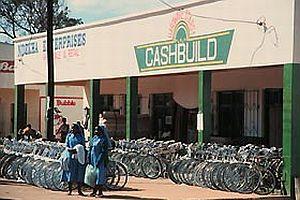 Malavi'nin ulaşım aracı bisiklet.21245