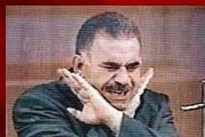 Teröristbaşı Apo'ya hücre cezası.13926