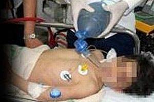 8 yaşındaki erkek çocuğuna işkence ve tecavüz ettiler!.13222