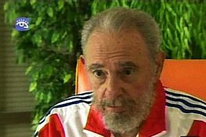 Fidel Castro ABD'ye yüklendi.14503