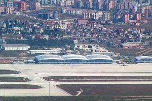 Sabiha Gökçen'e yeni terminal yapılıyor.21373