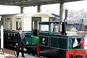 'Nostaljik Tren' Haliç'te.19306