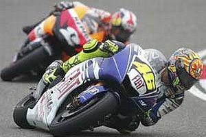 Şangay'da Rossi kazandı.16374