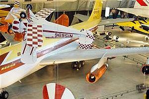 Dünya havacılık tarihi bu müzede.20705