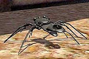 Böceği taklit eden robot.17863