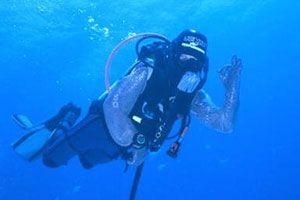 5 Avrupalı dalgıç kayboldu.8621