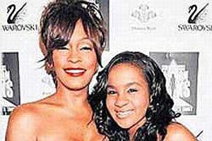Whitney Houston'ı kızı öldürmek istedi.16937