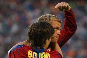 Barcelona'ya nazar değdi.10986