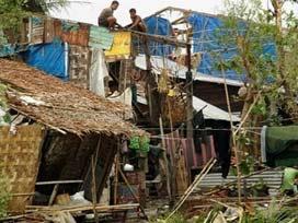 Myanmar'ı vuran kasırganın bilançosu: 22 bin 500 ölü.16550
