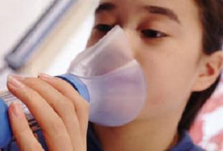 Astım hastaları artıyor.9581