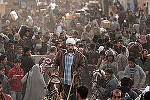 Gazze-M�s�r s�n�r kap�s� 3 g�nl���ne a��l�yor.21809