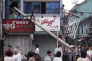 Myanmar'daki 50'ye yakın Türk vatandaşının durumu iyi.22132